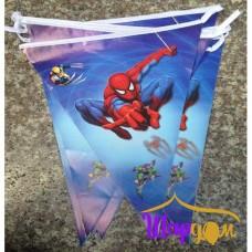 Флажки Человек паук