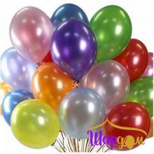 Гелиевые шары металлик