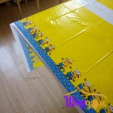 Скатерть Миньоны (жёлтые)