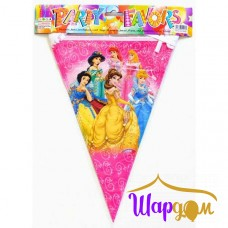 Флажки Принцессы
