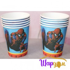 Стаканы Человек-паук 2