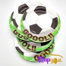 Тарелки футбольный мяч (GOOOL!)