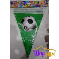 Флажки Футбольный мяч