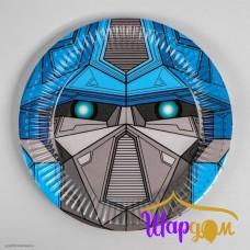Тарелки Робот