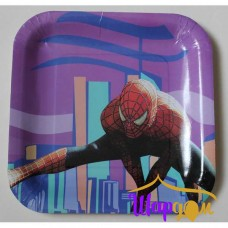 Тарелки Человек паук (23)