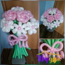 Букет цветов № 4