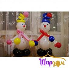Снеговики красивые