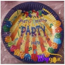 Тарелки Party