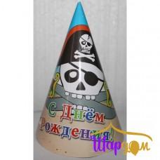 Праздничный колпак Пират