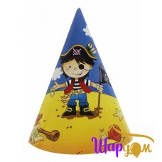 Праздничный колпак Маленький пират